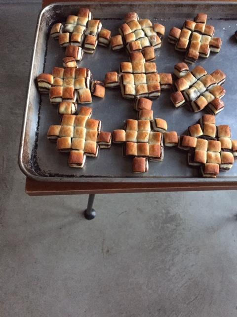 ブローチのパンr